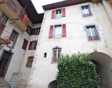Vente Appartement 4 pièces Bonneville (74130) - photo