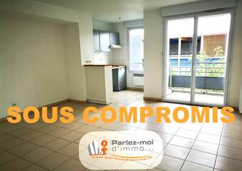 Vente Appartement 2 pièces 46m² L'Isle-d'Abeau (38080) - photo