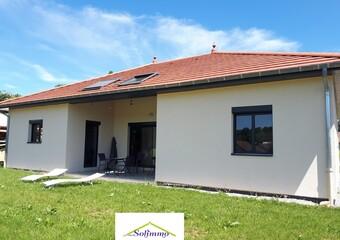 Vente Maison 5 pièces 116m² Saint-André-le-Gaz (38490) - photo