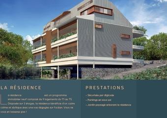 Vente Appartement 2 pièces 34m² Saint-Gilles-les-hauts (97435) - photo