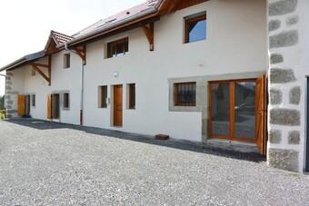 Vente Appartement 3 pièces 57m² Etaux (74800) - photo