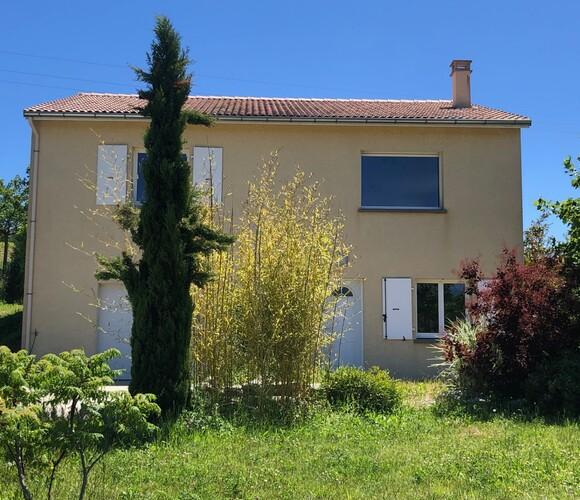 Vente Maison 6 pièces 107m² Génissieux (26750) - photo