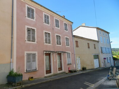 Vente Immeuble Cunlhat (63590) - photo
