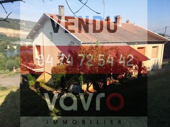 Vente Maison 4 pièces 110m² Rochetaillée-sur-Saône (69270) - Photo 1
