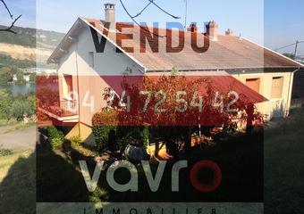 Vente Maison 4 pièces 110m² Rochetaillée-sur-Saône (69270) - photo