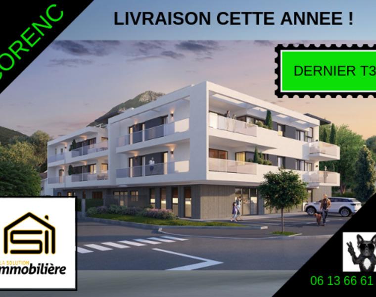 Vente Appartement 3 pièces 78m² Corenc (38700) - photo
