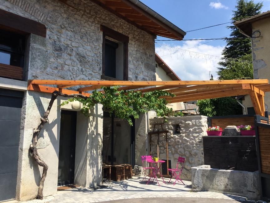 Vente Maison 180m² Saint-Nazaire-les-Eymes (38330) - photo