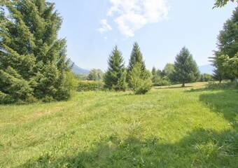 Vente Terrain 851m² Mercury (73200) - Photo 1