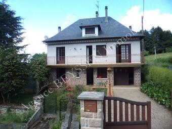 Vente Maison 7 pièces 144m² Saint-Hilaire-Peyroux (19560) - photo