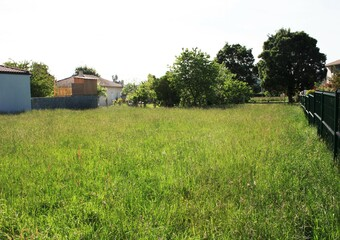 Vente Terrain 800m² SECTEUR SAMATAN-LOMBEZ - photo