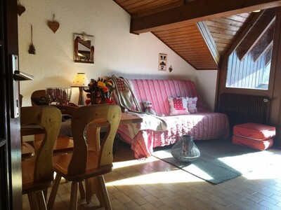 Vente Appartement 2 pièces 21m² SAMOENS - photo