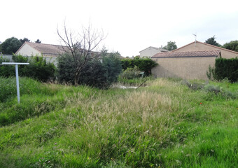 Vente Terrain 322m² Montélimar (26200) - Photo 1