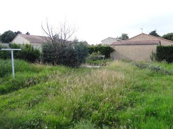 Vente Terrain 322m² Montélimar (26200) - photo