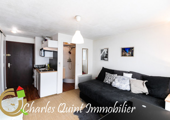 Vente Appartement 1 pièce 18m² Le Touquet-Paris-Plage (62520) - Photo 1