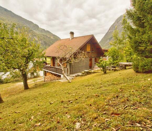 Vente Maison 4 pièces 111m² Feissons-sur-Isère (73260) - photo