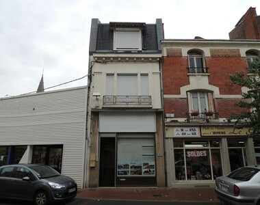 Vente Immeuble 130m² Chauny (02300) - photo