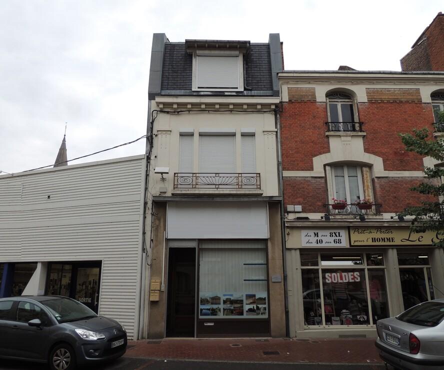 Vente Immeuble 130m² Chauny (02300) - photo