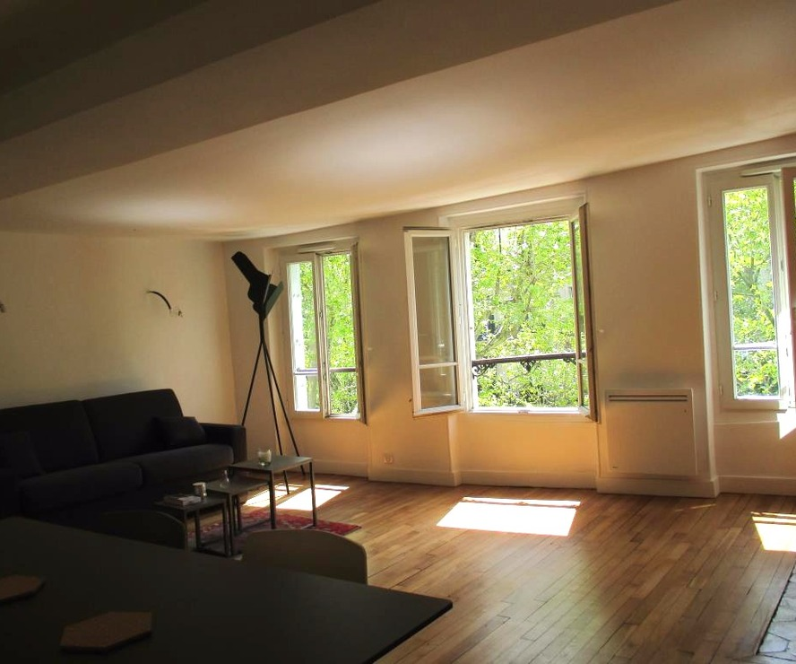Vente Appartement 2 pièces 50m² Paris 07 (75007) - photo