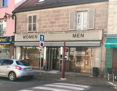 Location Local commercial 3 pièces 100m² Luxeuil-les-Bains (70300) - photo