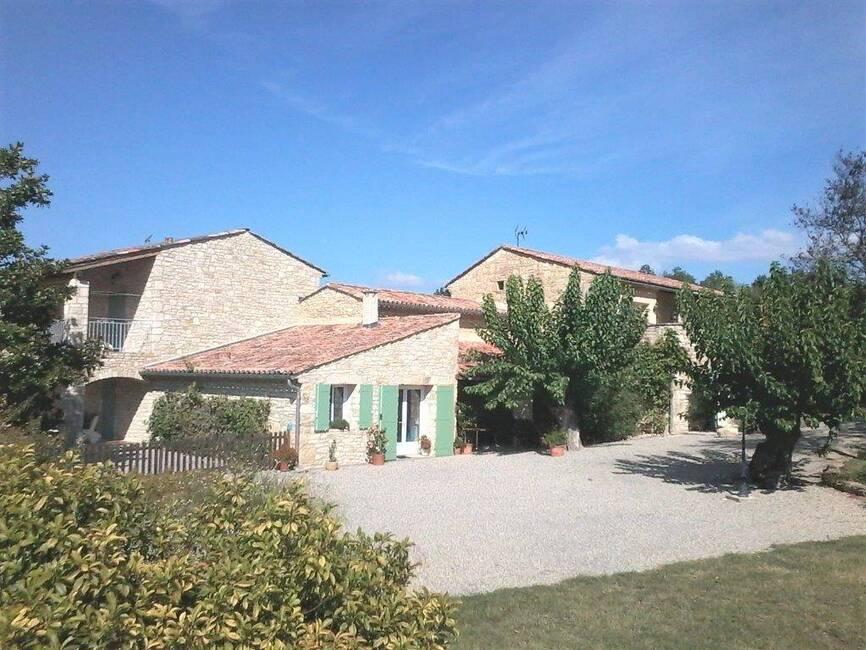 Vente maison barjac 139172 for Maison barjac