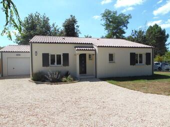 Vente Maison 4 pièces 114m² Étaules (17750) - photo