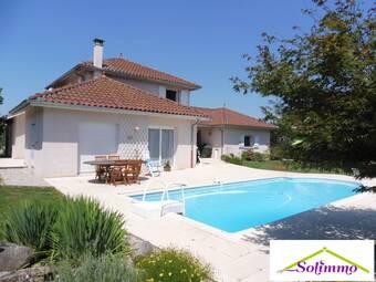 Vente Maison 5 pièces 161m² Morestel (38510) - photo