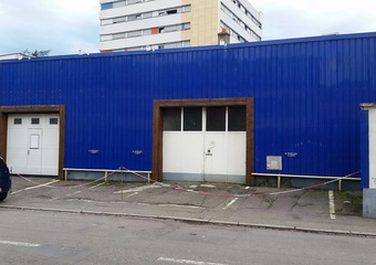 Location Local commercial 350m² Mulhouse (68100) - Photo 1