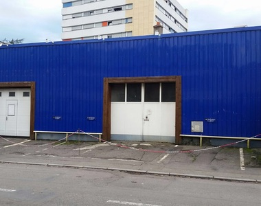 Location Local commercial 350m² Mulhouse (68100) - photo
