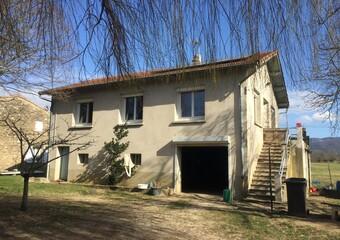 Vente Maison 4 pièces 80m² Montvendre (26120) - photo
