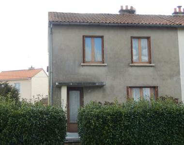 Vente Maison 5 pièces 67m² Parthenay (79200) - photo
