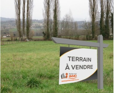 Vente Terrain 2 155m² Aoste (38490) - photo