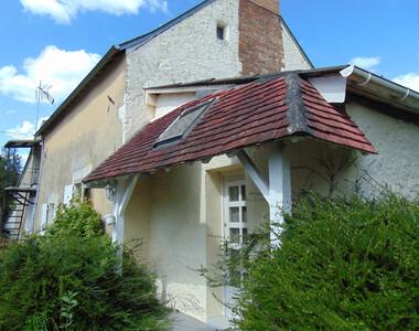 Vente Maison 4 pièces 80m² Braye-sur-Maulne (37330) - photo