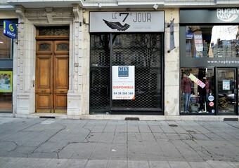 Renting Commercial premises 2 rooms 55m² Grenoble (38000) - Photo 1