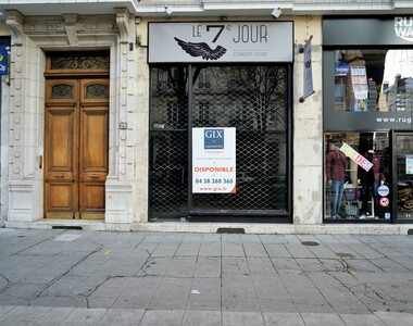 Location Local commercial 2 pièces 55m² Grenoble (38000) - photo