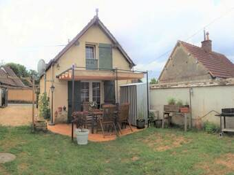 Vente Maison 4 pièces 50m² Saint-Georges-Motel (27710) - photo