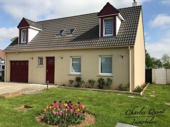 Vente Maison 4 pièces 99m² Hucqueliers (62650) - Photo 1