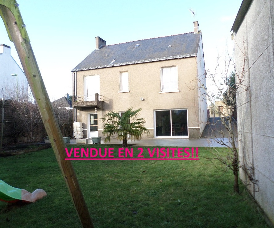Vente Maison 6 pièces 150m² Savenay (44260) - photo