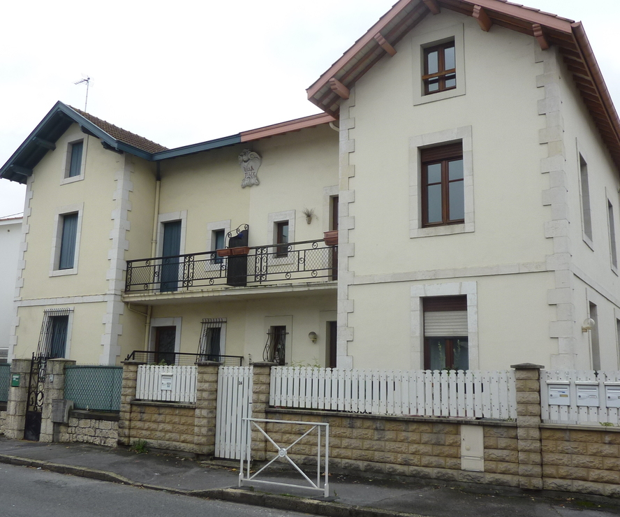 Location appartement 3 pi ces bayonne 64100 75093 for Location appartement meuble bayonne