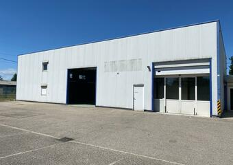 Location Local industriel 590m² Sausheim (68390) - Photo 1