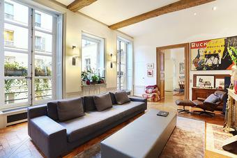 Vente Appartement 5 pièces 147m² Paris 04 (75004) - Photo 1
