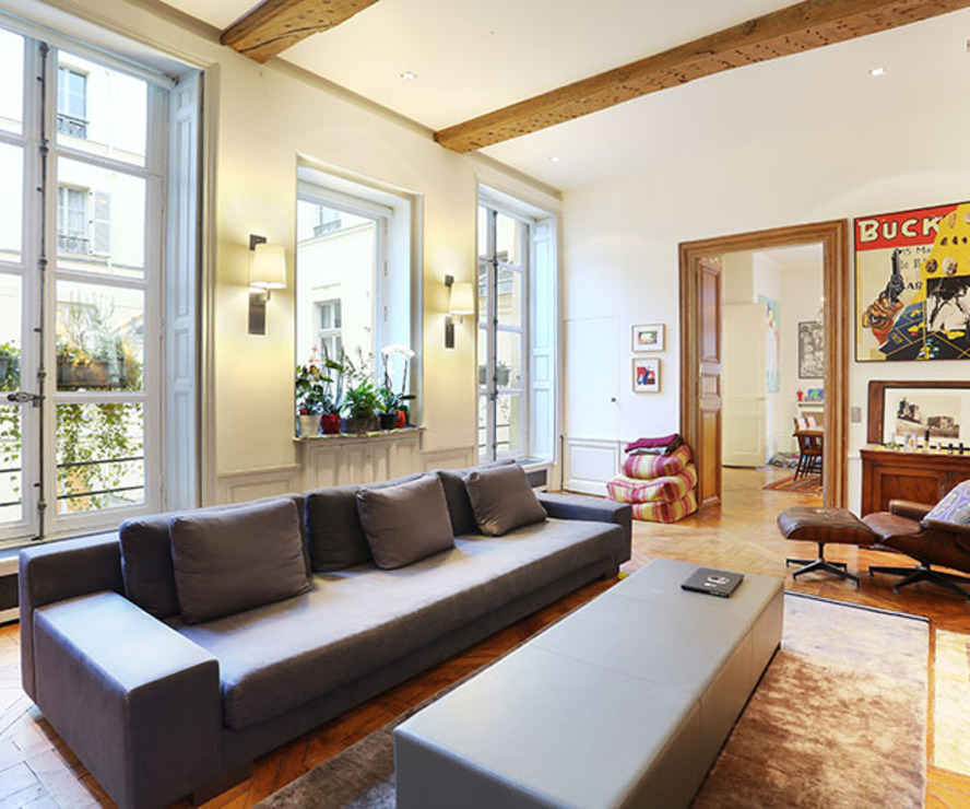 Vente Appartement 5 pièces 147m² Paris 04 (75004) - photo