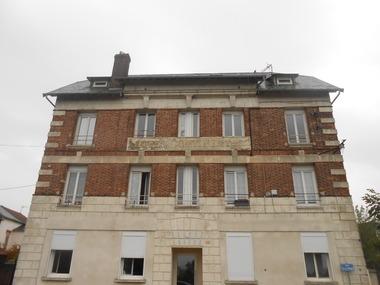 Location Appartement 3 pièces 37m² Tergnier (02700) - photo