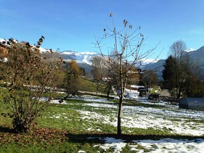 Vente Terrain 750m² SAMOENS - photo
