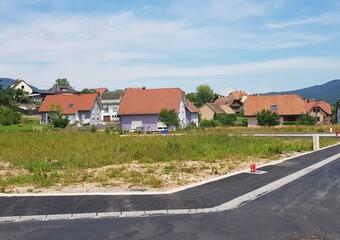 Vente Terrain 421m² Dieffenbach-au-Val (67220) - photo