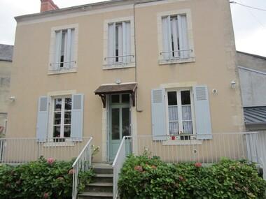Location Maison 3 pièces 60m² Argenton-sur-Creuse (36200) - photo
