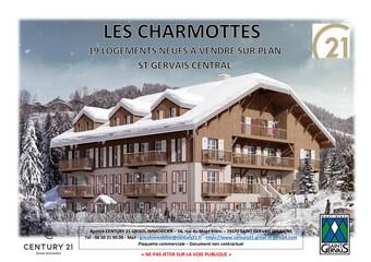 Sale Apartment 2 rooms 48m² Saint-Gervais-les-Bains (74170)