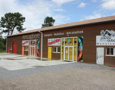 Vente Local industriel 660m² Audenge (33980) - photo