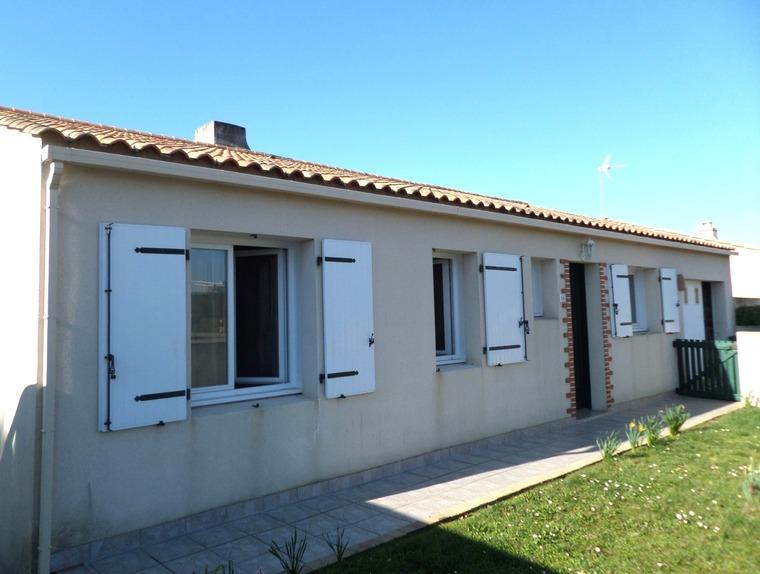 Vente Maison 4 pièces 87m² Olonne-sur-Mer (85340) - photo