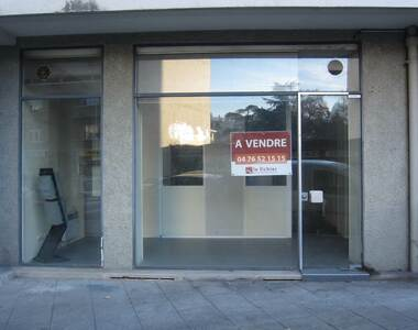 Vente Local commercial 3 pièces 50m² GRENOBLE - photo