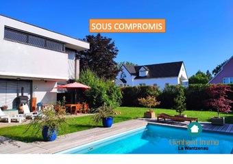 Vente Maison 7 pièces 187m² La Wantzenau (67610) - Photo 1
